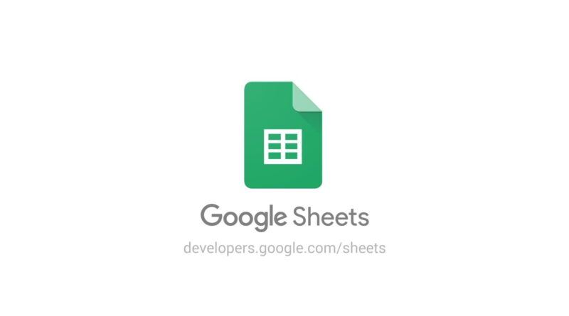 What is google sheet?