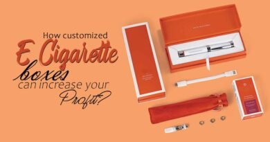 How can customized E-cigarette boxes increase your profit