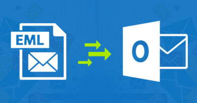 How to Import EML File To Outlook