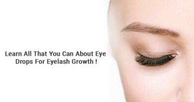 Learn All That You Can About Eye Drops For Eyelash Growth!