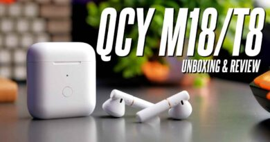 QCY M18T8 Review