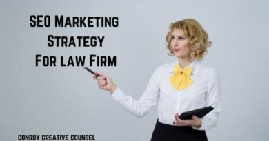 SEO Most Effective Marketing Strategy for New Law Firms