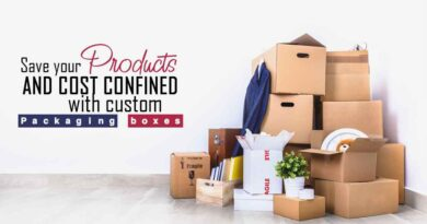 Save Your Products and Cost Confined with Custom Packaging Boxes