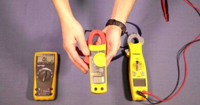 Use Of Multimeter For The Functioning Of HVAC System