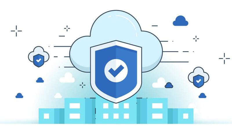 How Does Cloud Web Hosting Guarantee Data Security?