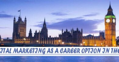 Digital Marketing as a Career Option in the UK