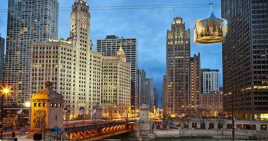 top five cities in the United States