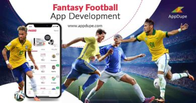 Outperform Block your competitors by launching an entertaining fantasy football app