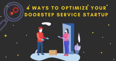 Ways To Optimize Your Doorstep Service Startup