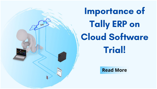 Tally on Cloud software Trial