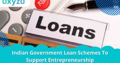 Indian Government Loan Schemes To Support Entrepreneurship,